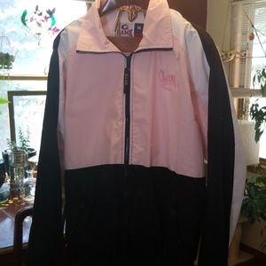Vintage womens Chevy jacket